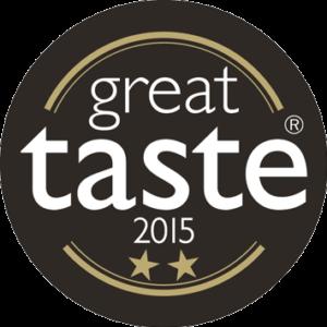 Great Taste 2015 - 2 Stars